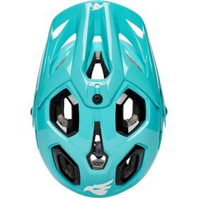 bluegrass Golden Eyes Helmet green mint